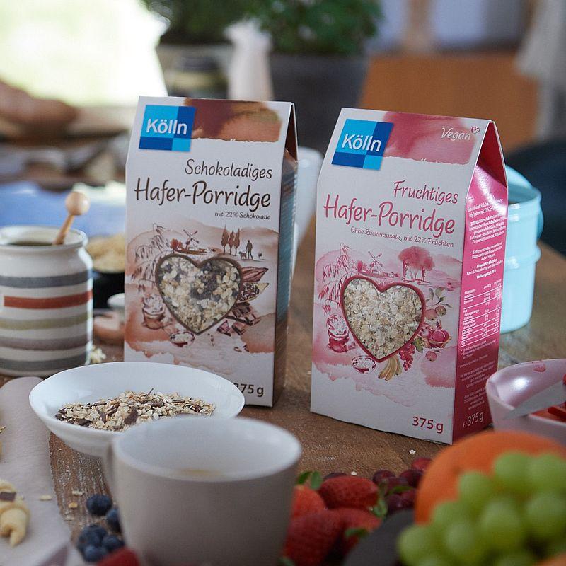 Porridges von Kölln