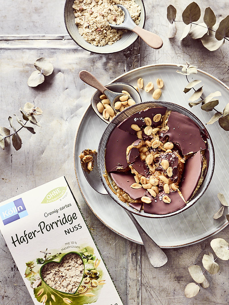 Hier geht es zu unseren Porridge-Rezepten.