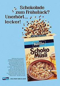 Kölln Werbemotiv 70er Jahre