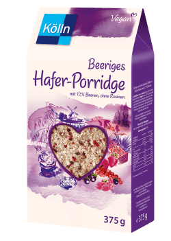 Kölln Beeriges Hafer-Porridge