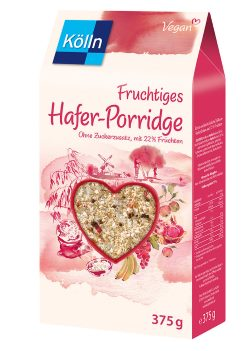 Kölln Fruchtiges Hafer-Porridge