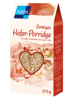 Kölln Zimtiges Hafer-Porridge