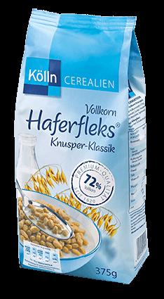 Kölln Vollkorn Haferfleks® Knusper-Klassik