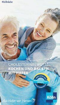 Cholesterinbewusst kochen und backen mit Haferkleie