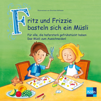 Fritz und Frizzie basteln sich ein Müsli