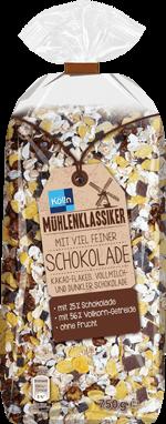 Kölln Mühlenklassiker mit feiner Schokolade