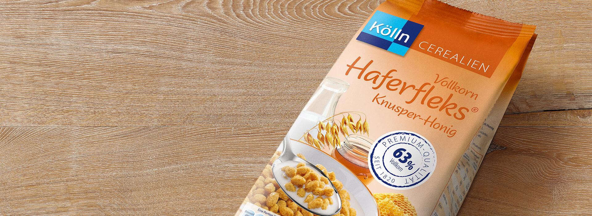 Honig Haferfleks®