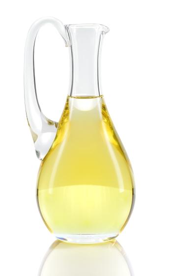 Palmölflasche