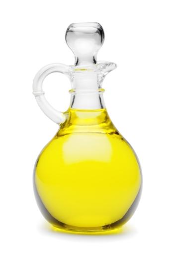 Sonnenblumenölflasche
