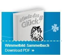 "Wimmelbild ""Sammelbuch"" Basteltipp 5"